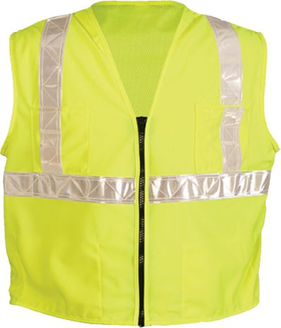 OK-1 Safety Vest SCL in Yellow