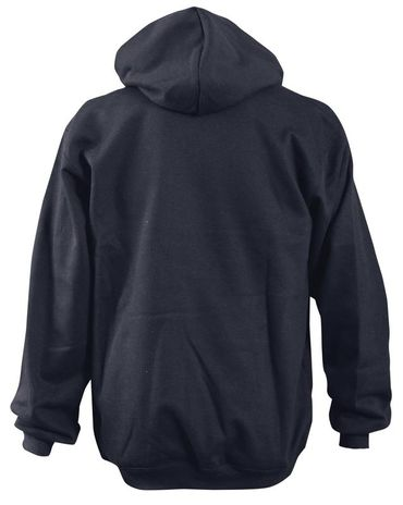 Occunomix FR Arc Flash Pullover Hoodie - Midnight Blue LUX-SWTFR Back
