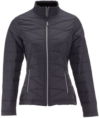 RefrigiWear 0423 Quilted Womens Insulated Work Jacket Front