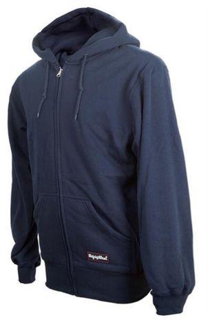 RefrigiWear Cold Weather Apparel - Thermal Sweatshirt 0487 - Navy