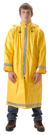 nasco arclite arc flash rated rain coat