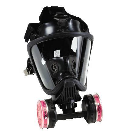 MSA Ultra Elite Full Mask Respirator