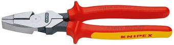 Knipex High Leverage Lineman's Pliers 09 08 240 US