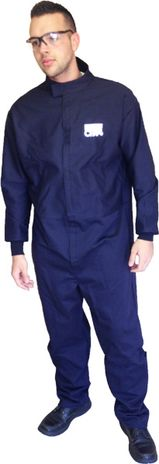 Chicago Protective 12 Calorie FR Coverall Suit