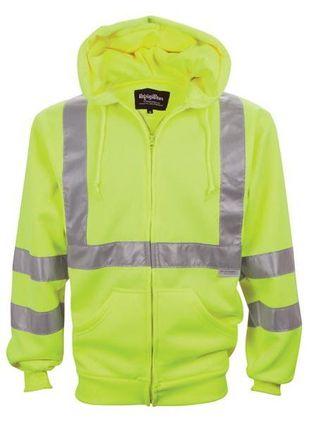 RefrigiWear Cold Weather Apparel - HiVis Sweatshirt 0484