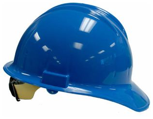 Bullard C30R Classic Series Blue Hard Hat with 6-Point Ratchet Suspension