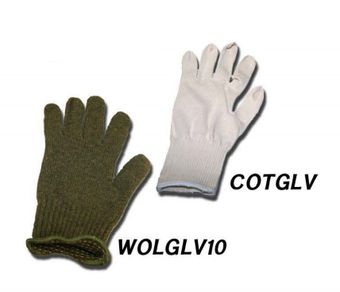 Cementex Glove Liners For Rubber Insulating Gloves