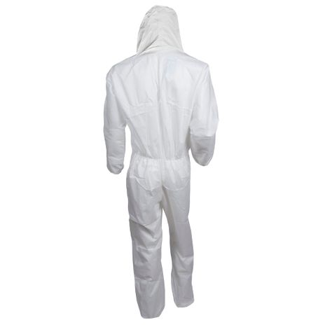 Kimberly Clark Kleenguard Coverall A20 Breathable - White Back
