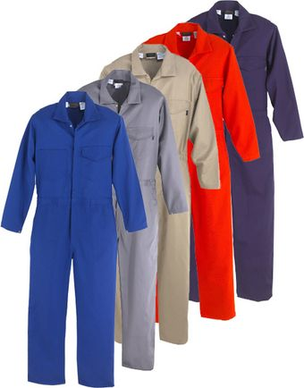 Workrite Fire Resistant Coverall 131ID95/1319 - 9.5 oz Indura