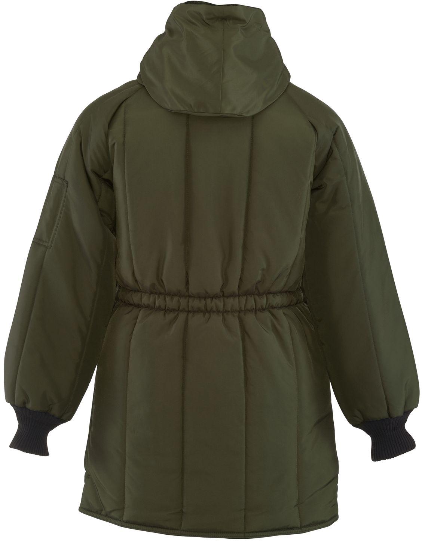 refrigiwear-0360-iron-tuff-winter-work-parka -thigh-length-sage-back.jpg
