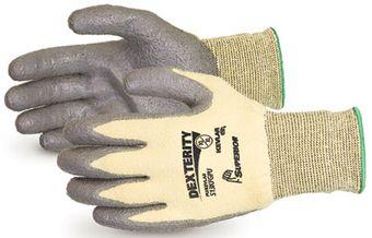 Reinforced Kevlar ASTM 4 Cut Resistant Gloves - Superior S13KFGPU