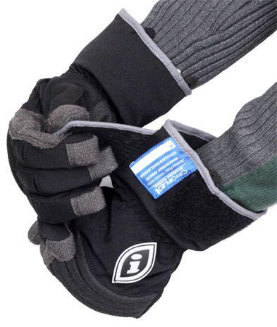 Ironclad Tundra CCT Freezer Gloves - Velcro Detail