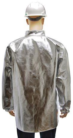 Otterlayer aluminized jacket back C11-ACF