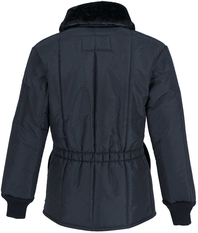 RefrigiWear 0323 Iron-Tuff Womens Cold Weather Work Coat Back
