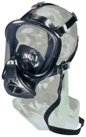 MSA Ultra Elite Full Mask Respirator Main