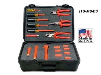 Cementex ITS-MB410 /ITS-MB410M Electrician's Tool Kit