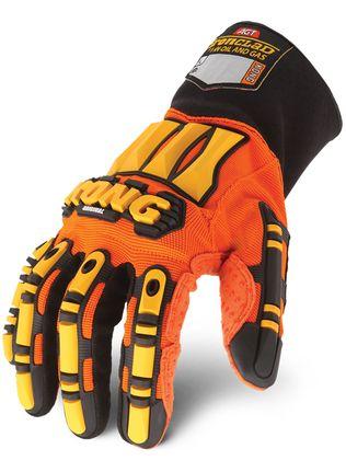 Ironclad SDX2 KONG Original Glove_back
