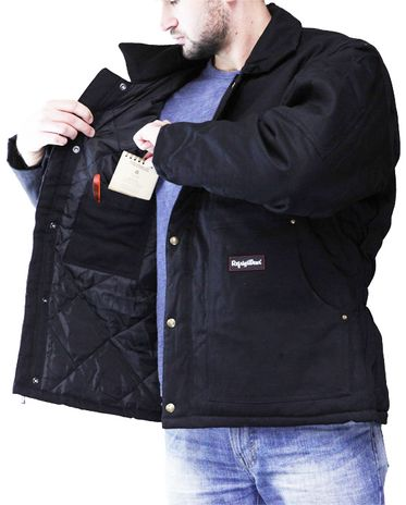 RefrigiWear ComfortGuard Utility Work Jacket 0630 - Interior Pocket