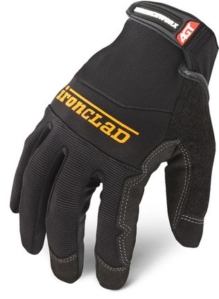 Ironclad Wrenchworx Performance Work Glove back