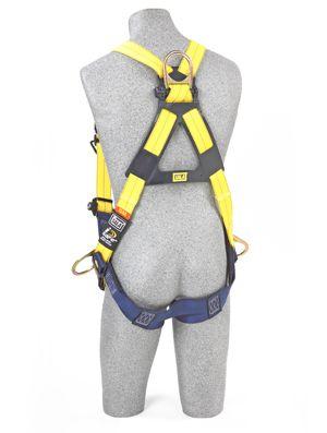 DBI Sala 1102008 Delta II Vest Style Harness, Back