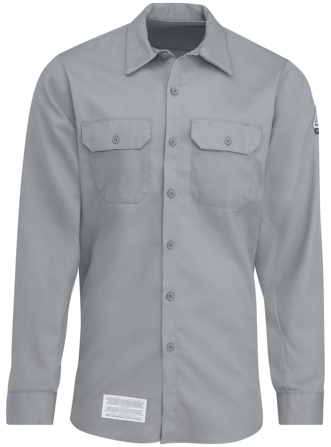bulwark-fr-work-shirt-slw2-midweight-excel-comfortouch-silver-grey-front.jpg