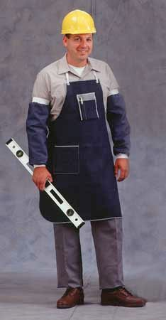 Ansell CPP Shop Aprons 57-002 Denim
