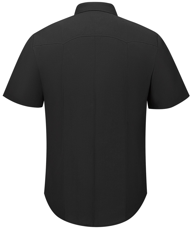 workrite-fr-firefighter-shirt-fsf6-classic-short-sleeve-western-black-back.jpg