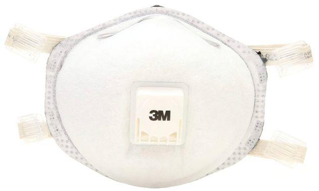 3M Disposable Welding Respirators 8214 - N95 Front