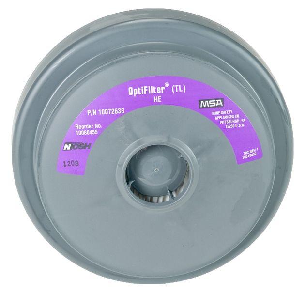 MSA OptiFilter TL 10080455 - P100 Cartridges