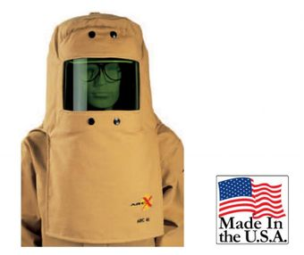 "Cementex AFH65-C 65 Cal ""E Series"" Nomex Arc Flash Hood"