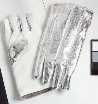 CPA 25 oz Aluminized Zetex Back with 35 oz Zetex Front Gloves