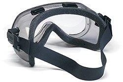 Crews Verdict Safety Goggles with Foam Seal Neoprene Strap