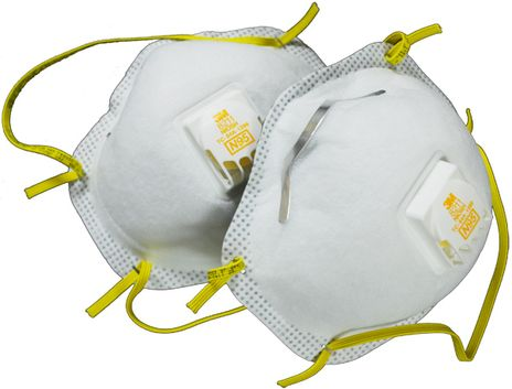 3M Particulate Respirator 8211 - N95 Front