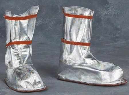 CPA 19 oz Aluminized Para Aramid Blend Overshoes