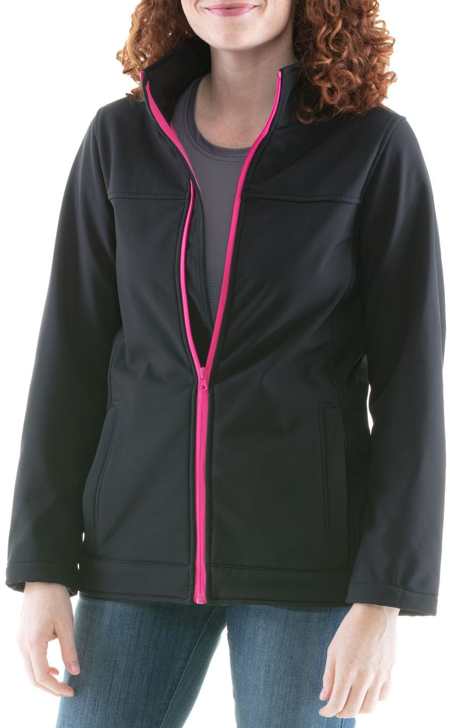 RefrigiWear 0498 - Softshell Collection Womens Softshell Jacket Example