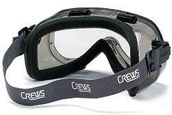 Crews Foam Seal Safety Goggles 2400F Verdict