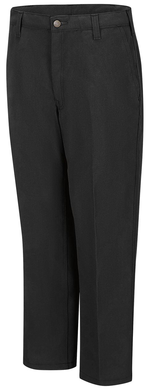Workrite FR Pants FP52 Classic Firefighter Black Example Left