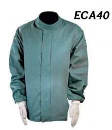 "Cementex ECA40 40 Cal ""E Series"" Nomex Arc Rated Coat, HRC 4"