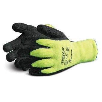 Superior TKYLX Latex Coated Winter Gloves