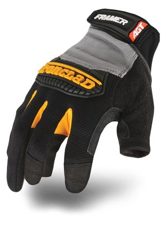 Ironclad Framer Performance Work Glove back